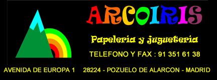 Papelería Arcoiris