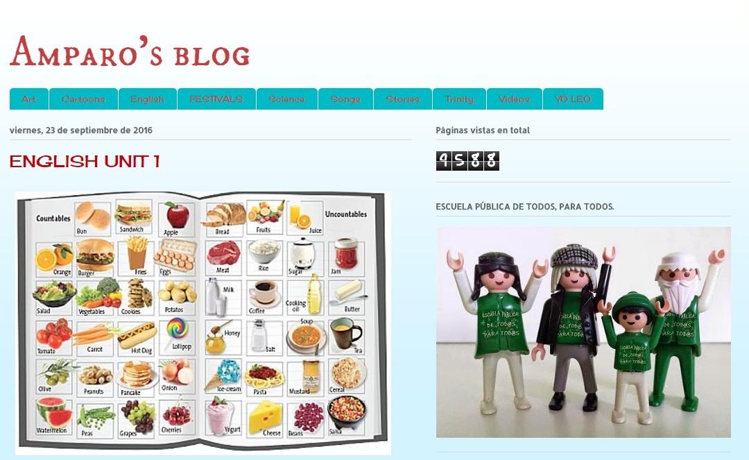 Amparo´s Blog